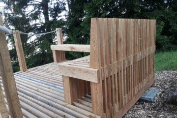 Lehrlingsprojekt Liechtenstein-Weg Foto