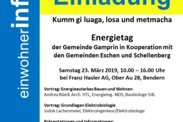 Energietag Foto