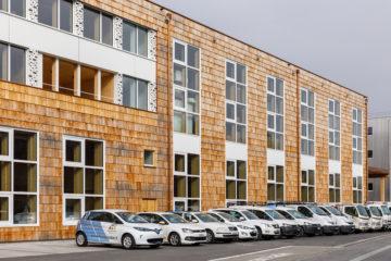 Firmengebäude Franz Hasler – Bendern Foto